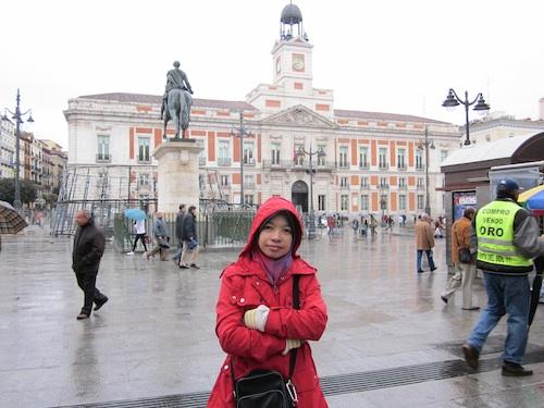 Puerta Del Sol, Madrid  ~ travelove.red