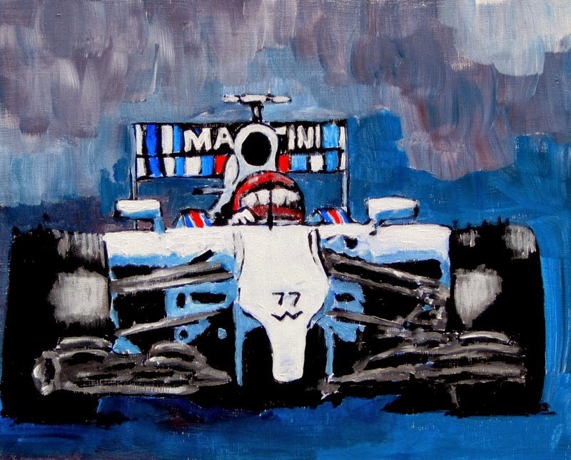F1 | art | williams racing