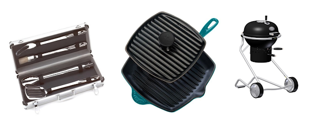 Rosle grills and accessories