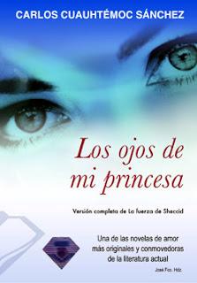 los ojos de mi princesa libro completo descargar gratis