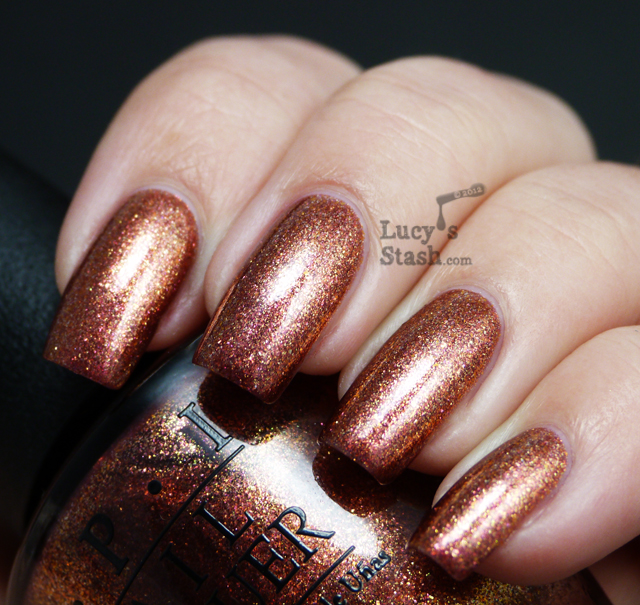 Lucy's Stash - OPI Sprung