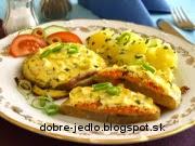 Kalerábové kolieska - recept