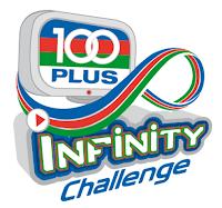 100Plus 'Infinity Challenge' Contest