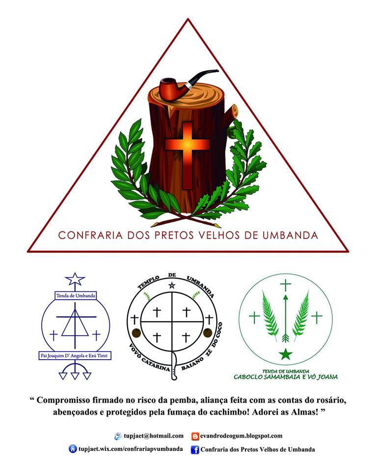 CONFRARIA DOS PRETOS VELHOS DE UMBANDA