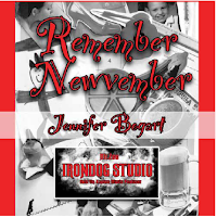 Remember Newvember by Jennifer Bogart Audio Cover Draft