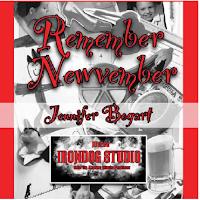 Remember Newvember by Jennifer Bogart Audio Cover Draft