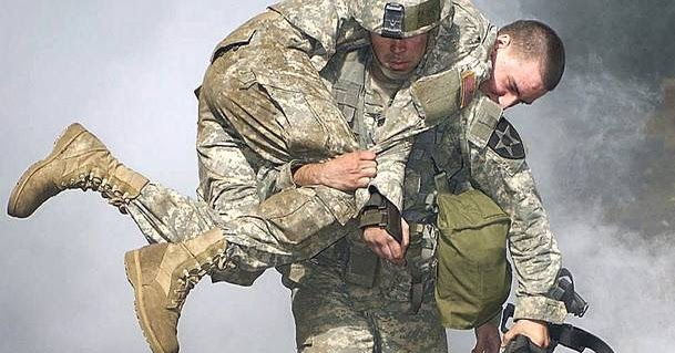 Living With Ptsd And Tbi  It Takes A Real Man