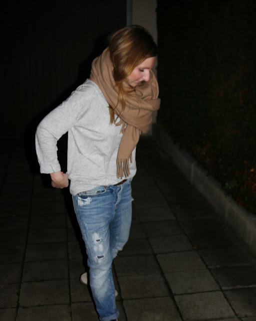 Grau, Beige, Outfit, Fashion, Mode, thePasteblog, The Paste Blog, Outfit of the Day
