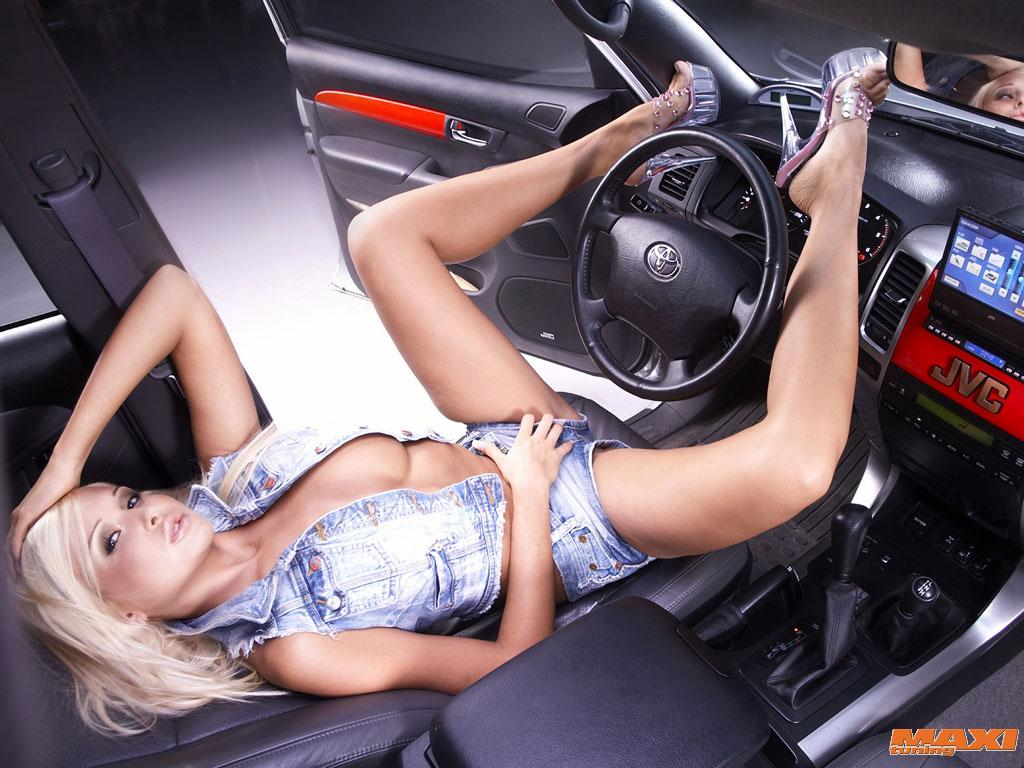 Pictures Of Sexy Women And Cars 110