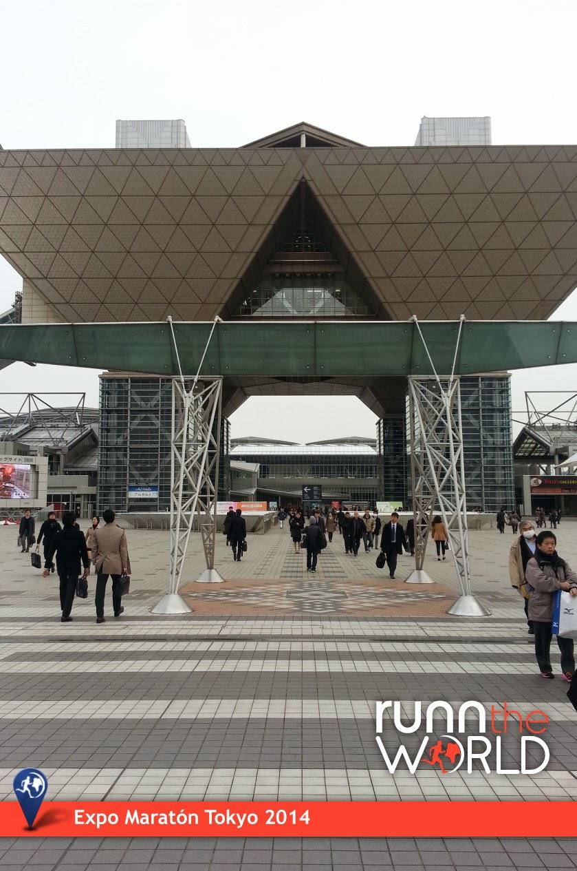Expo Maratón Tokyo 2014