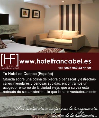 Hotel Francabel en Cuenca