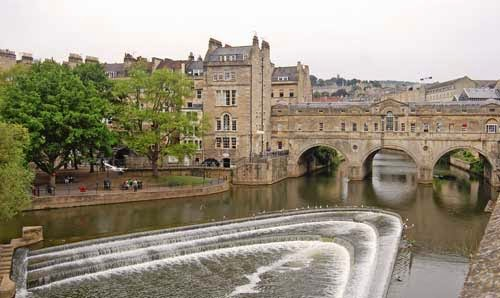 Bath Waterway, south west England