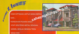 GENTENG METAL DIAMOND ROOF