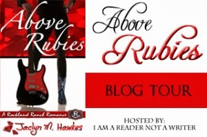 Above Rubies Blog tour ~ $25 gift card