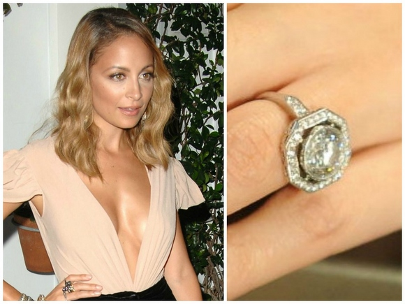 A 2 million dollar engagement ring Brittany Geragotelis