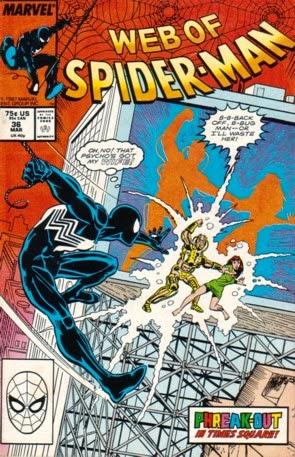 Web of Spider-Man #36 image