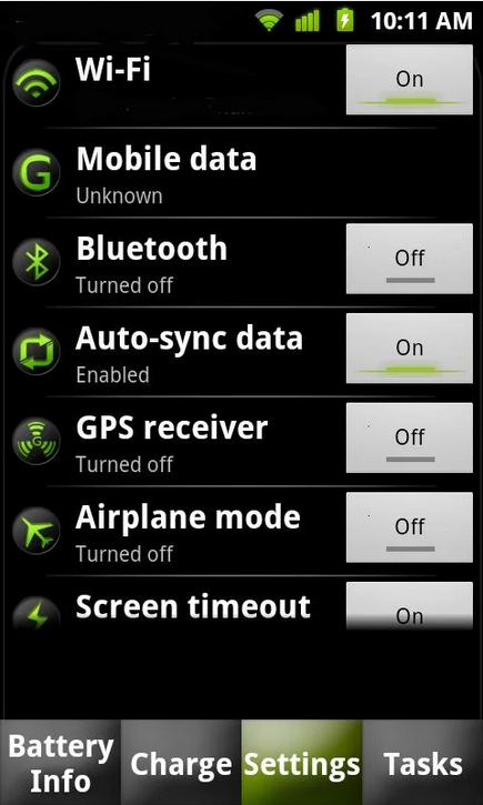 Battery Dr saver+a task killer_Android Battery Saver