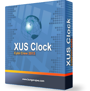 XUS Clock Plus v1.5.0 Full Version with Key