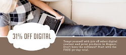 31 Days of Digital - Save 31%
