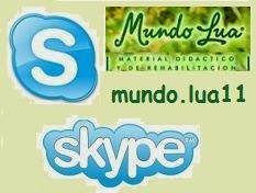 Llámanos por Skype