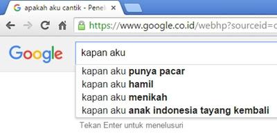 saran google
