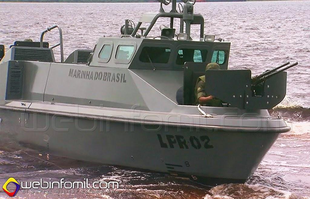 Cotecmar LPR-40 Armada Nacional