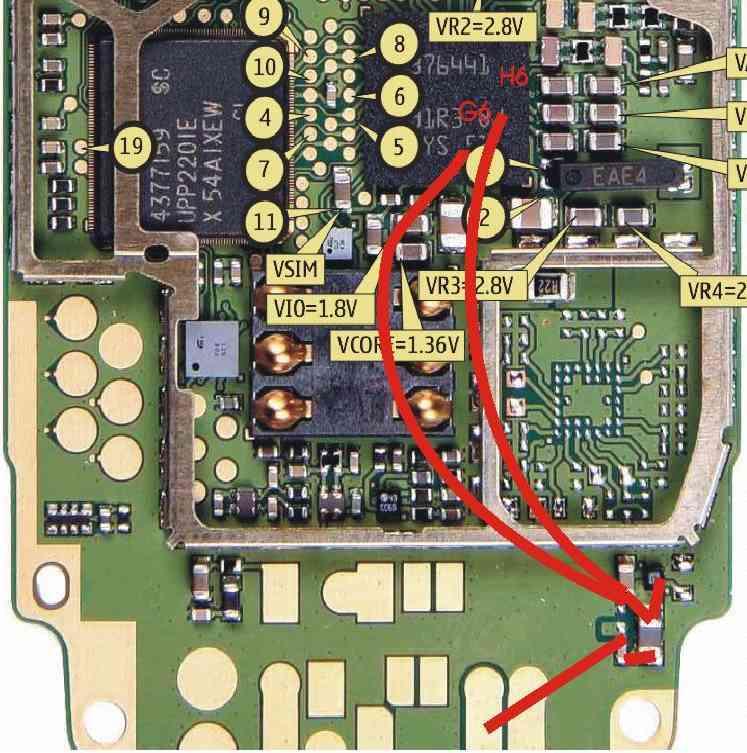 Nokia 6030 Charging Problem