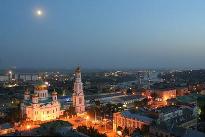 Фотографии города