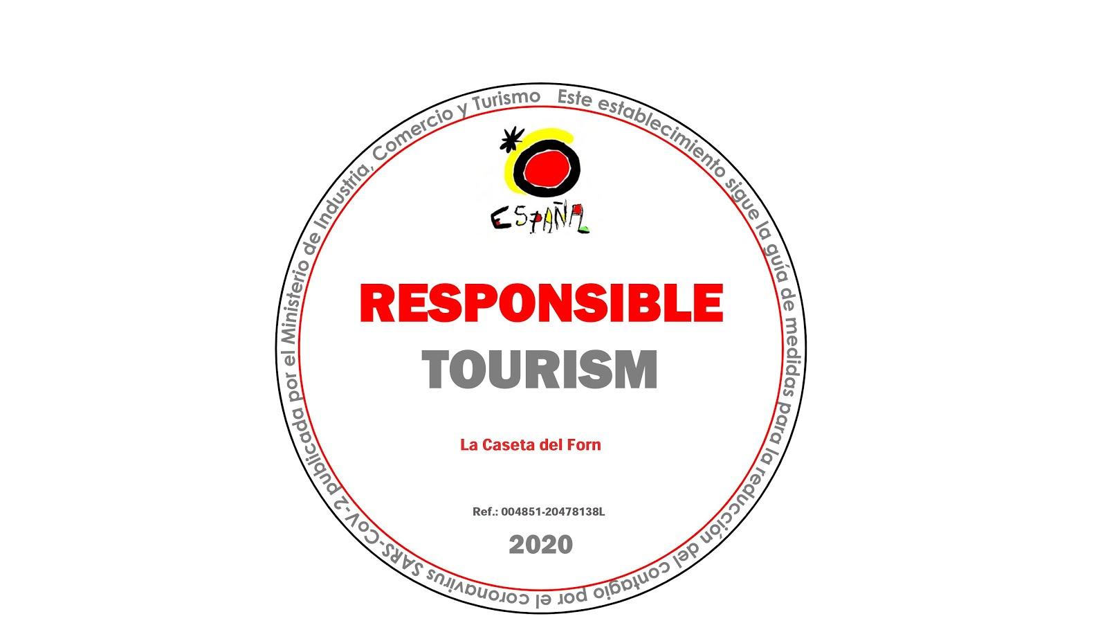 Certificat de seguiment de les mesures per a la reducció del contagi pel coronavirus del Ministeri