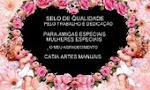 Selinho criado carinhosamente pela amiga Cátia Amélia
