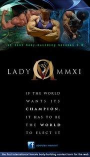 Finalmente el Body Building pasa al 2.0.: Lady OM MMXI Ladyom