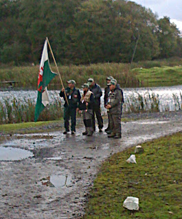 Welsh International Bank Fly Fishing Team 2012