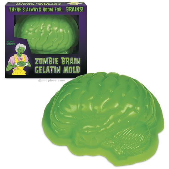 Brain Gelatin Mold4