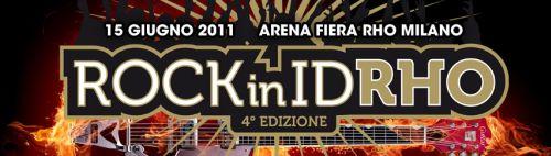 Rock in IdRho 2011 Milano