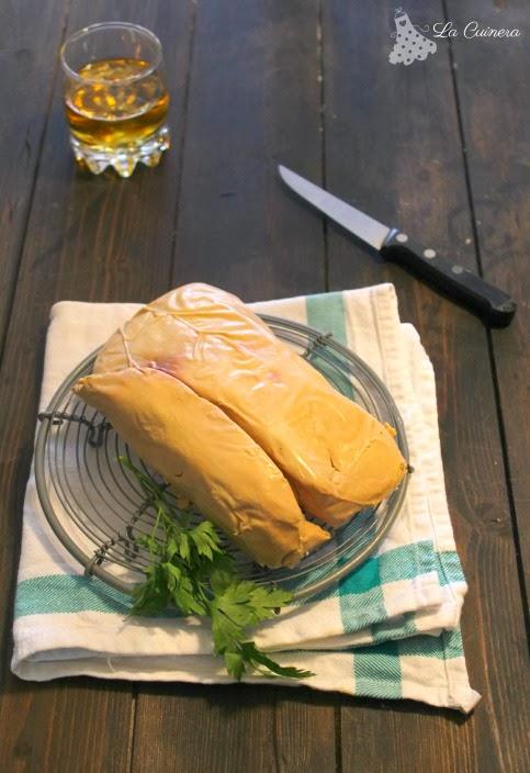 como cocinar el foie de pato