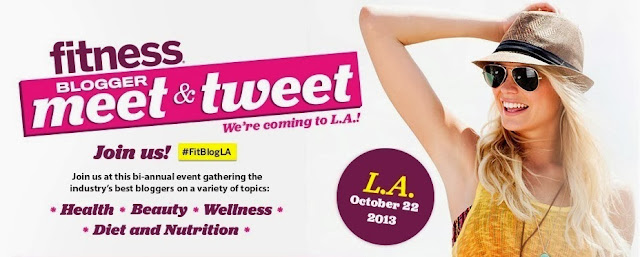 Fitness Blogger Meet & Tweet #FitBlogLA