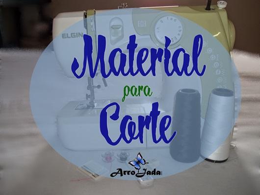 Material para Corte de roupas