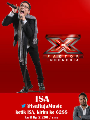 Download Lagu Isa Raja - Give Me One Reason (Tracy Chapman) (X Factor Indonesia) (2013)