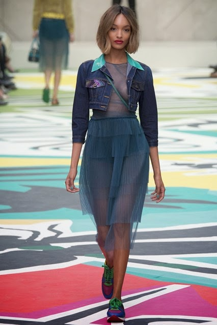 Favourite Looks: LFW SS15 image