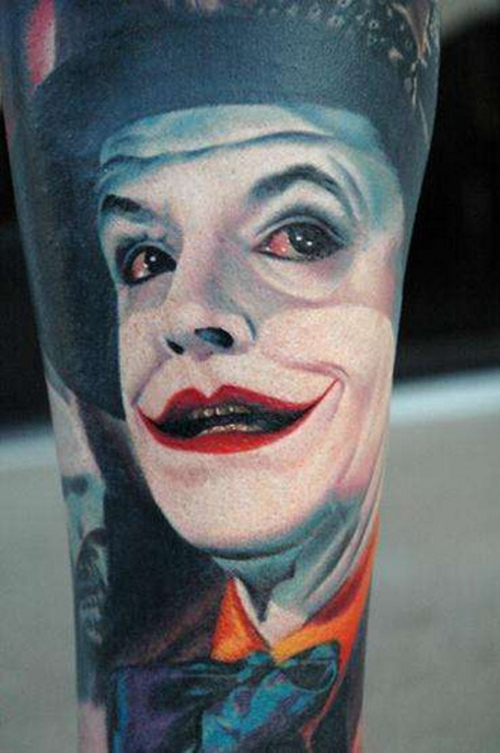 Joker Tattoo Meanings