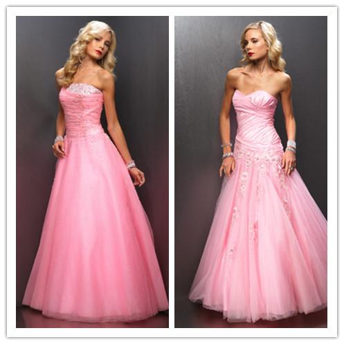 Whiteazalea Prom Dresses Cheap And Cute Pink Prom Dresses