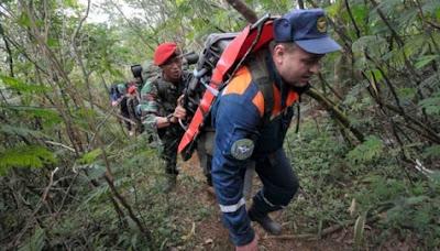 Stamina Sukarelawan Dan Tim SAR Evakuasi Korban Sukhoi Menurun.