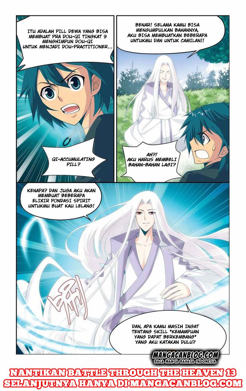 Battle Through Heaven Chapter 12-24