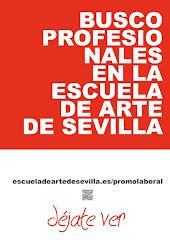 Promoción laboral para el alumnado de la Escuela de Arte de Sevilla