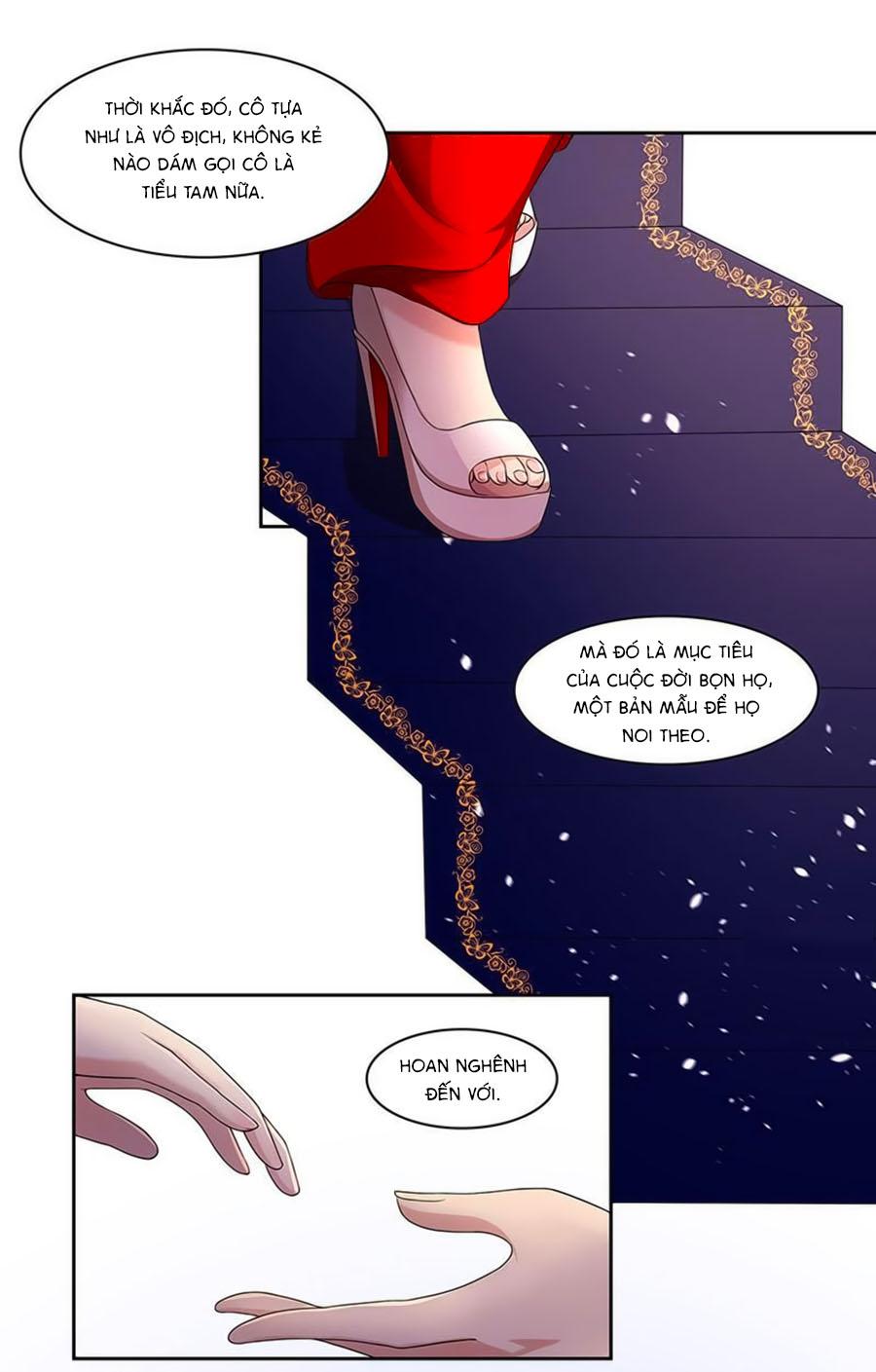 Nữ Vương Lăng Xê Chap 10
