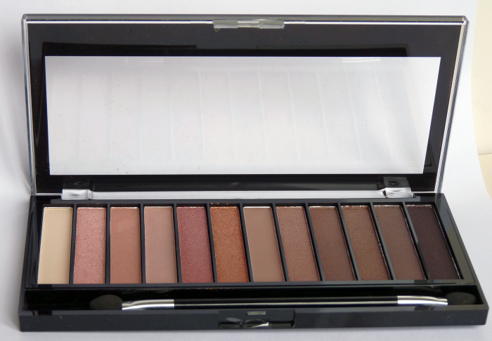 Makeup Revolution Iconic 3 Palette Review and Swatches (Naked 3 Dupe)