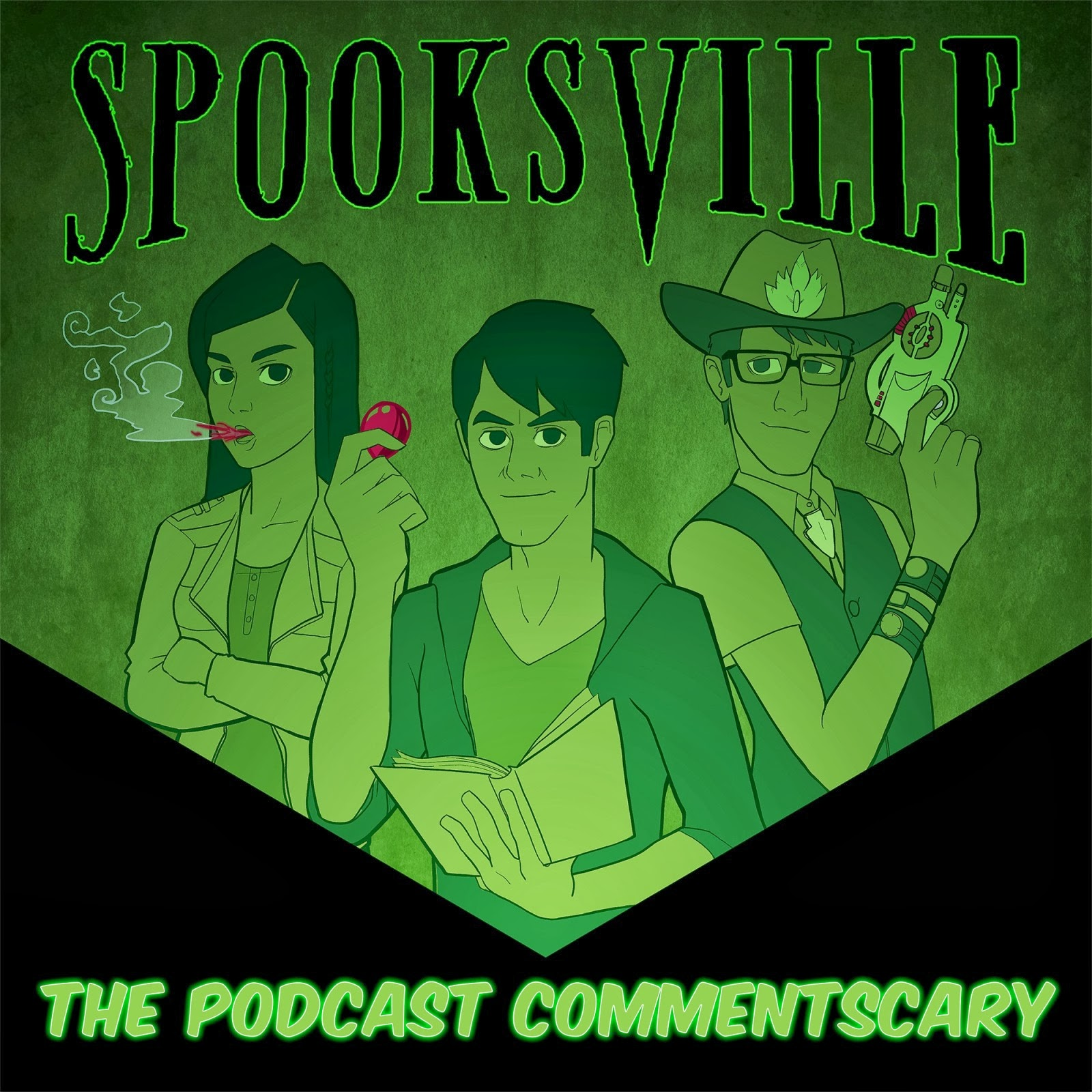 Spooksville - The Podcast Commentscary