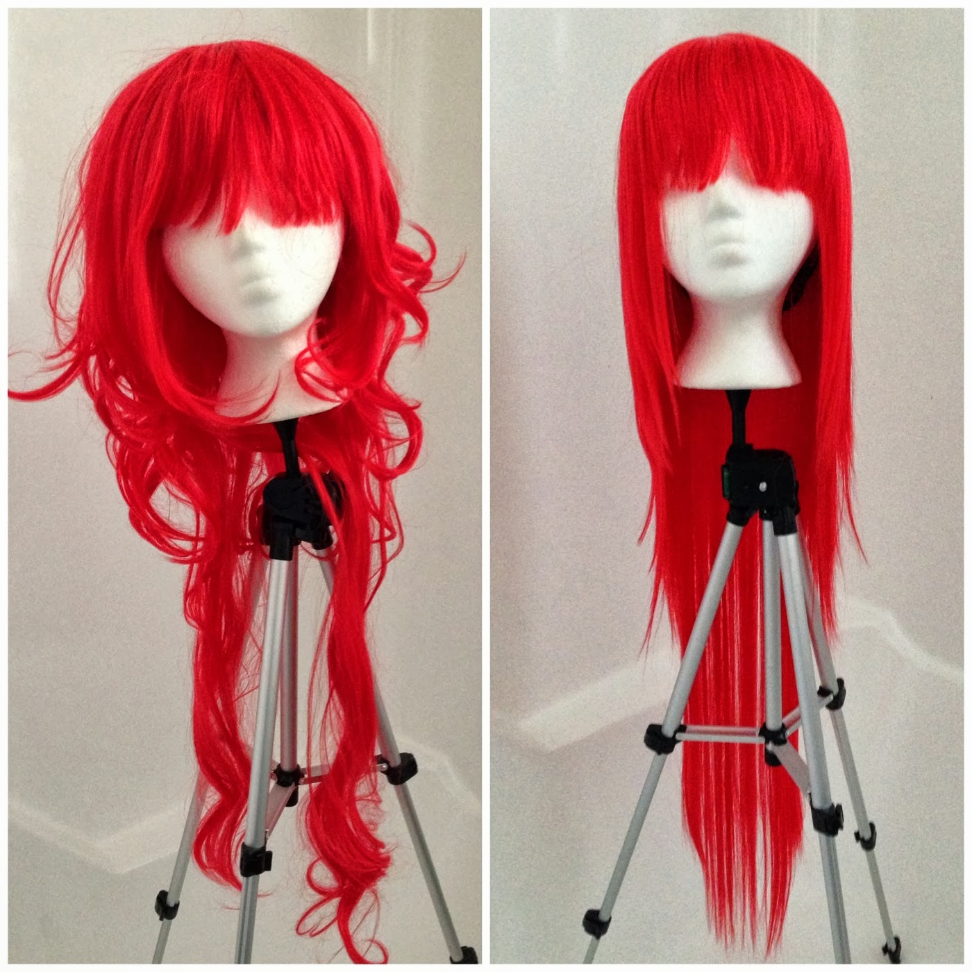 Synthetic Wig Styling 99