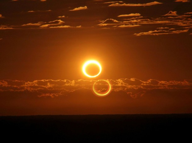 Stunning Solar Eclipse Pictures From Around The World – Ring Of Fire