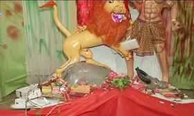 সিলেটের বিশ্বনাথে দুর্গাপূজা মন্ডপে আওয়ামী ও বিএনপি এর হামলা ভাঙচুর, টাকা লুট